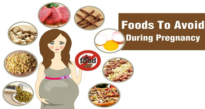 Foods you should Avoid Eating during Pregnancy - My Sure Health
